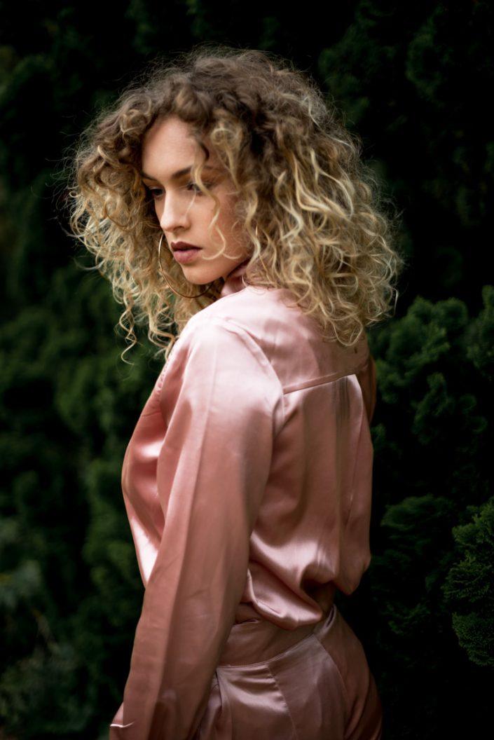 Margaux Gatti Photographe - Metz Lorraine Luxembourg - Shooting photo Portrait de Léa au Jardin Botanique