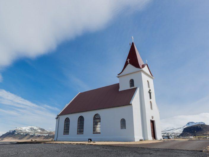 église islande