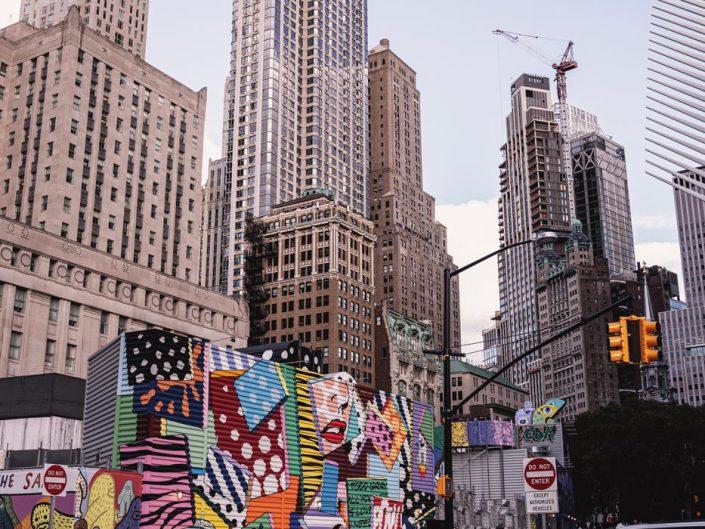 Voyage de 10 jours à New York en septembre 2019 - Ground Zero
