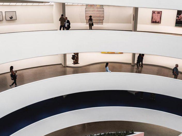 Voyage de 10 jours à New York en septembre 2019 - Museum Guggenheim