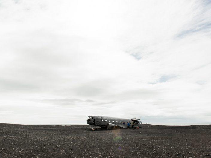 DC3 plane wreckage avion