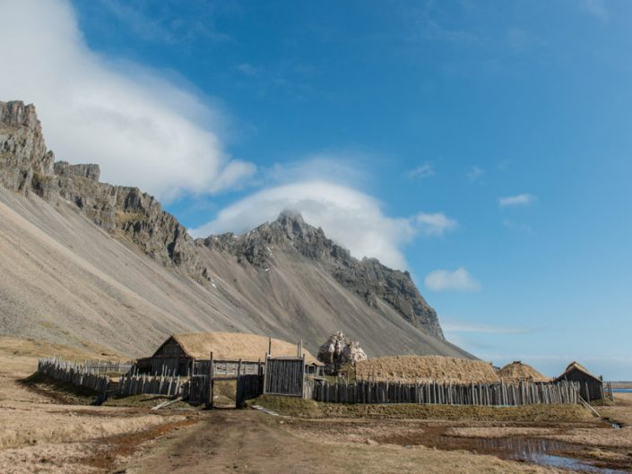 village-viking-islande