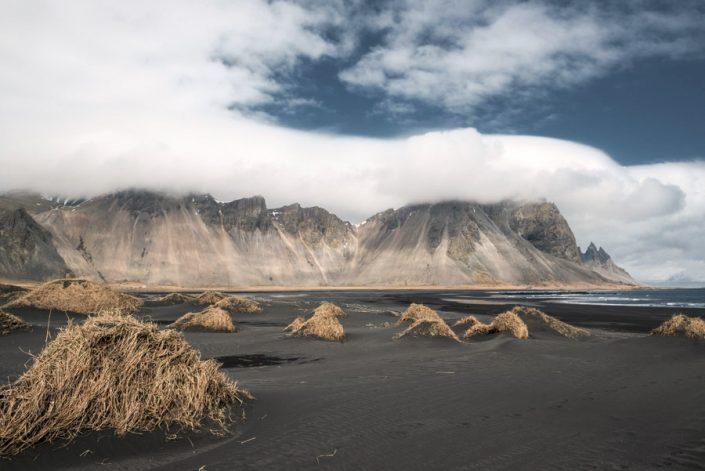 village viking islande paysage