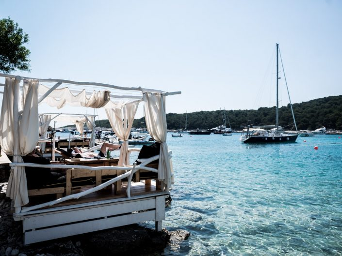 Voyage d'une semaine en Croatie