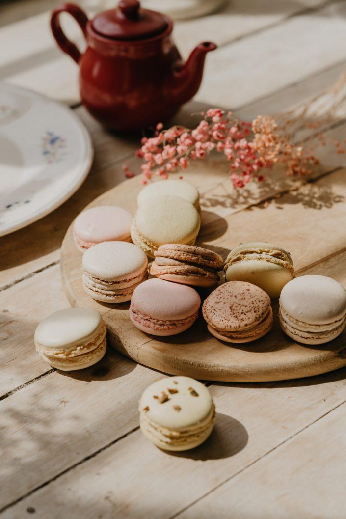 Shooting Culinaire - Chachou Patisserie - Metz