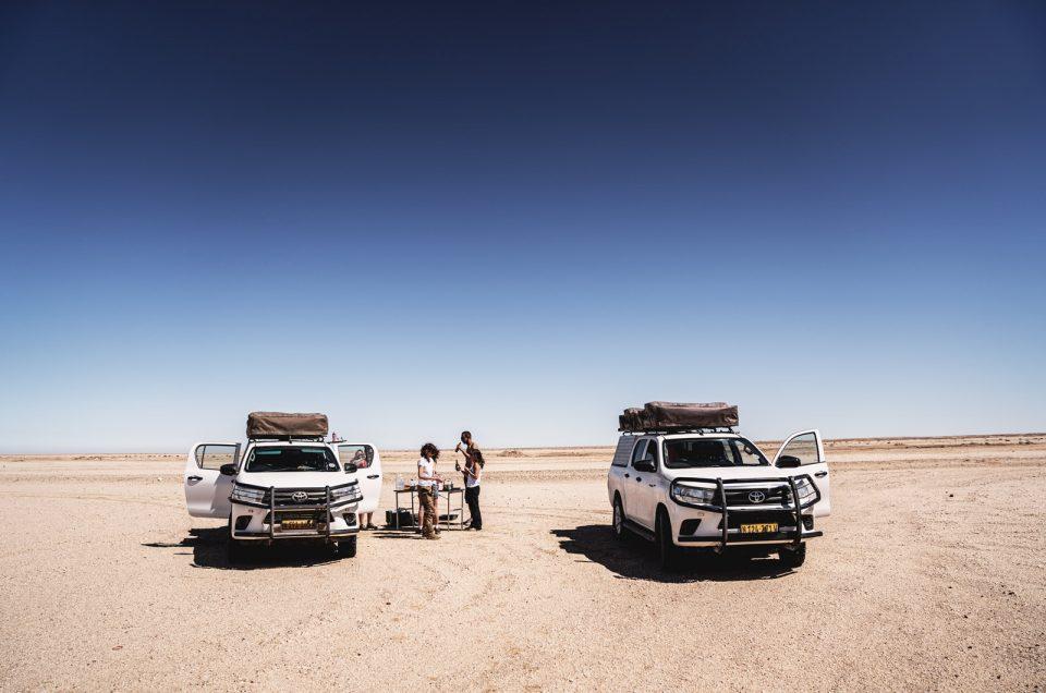 Roadtrip en Namibie, Conseils et Itinéraires