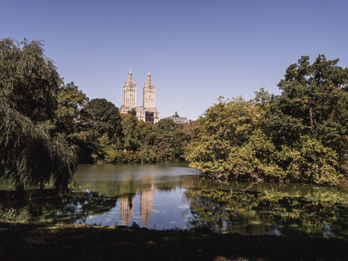 Voyage de 10 jours à New York en septembre 2019 - Ballade en vélo à Central Park