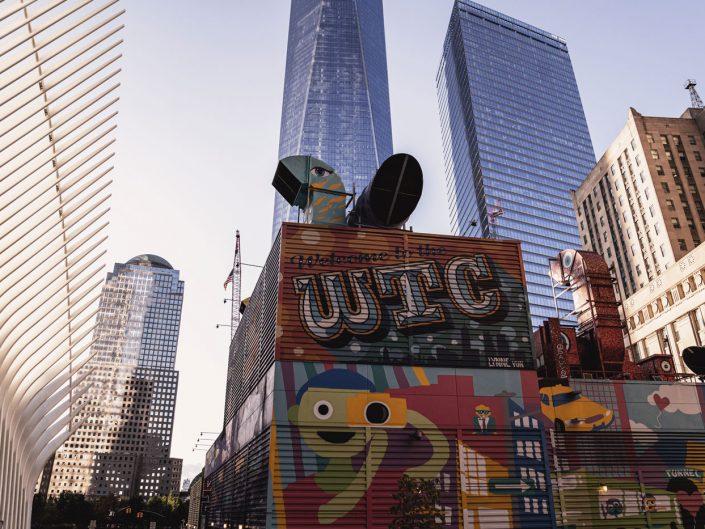 Voyage de 10 jours à New York en septembre 2019 - Ground Zero & Oculus