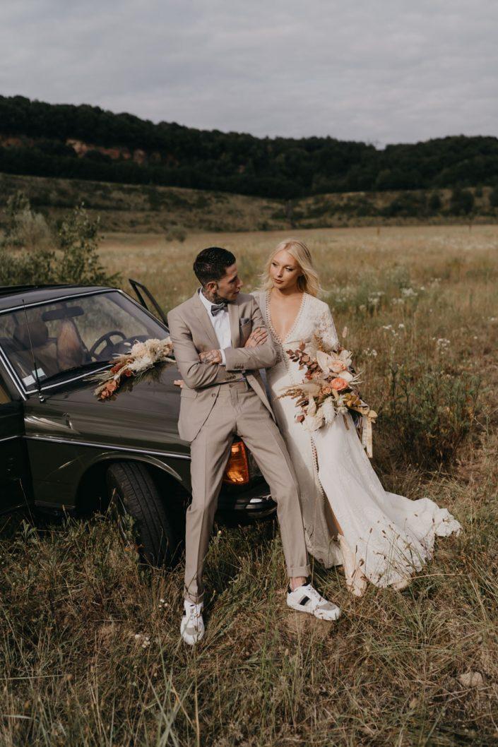 Margaux Gatti Photographe Mariage Metz Lorraine Shooting Western Costume Father & Son