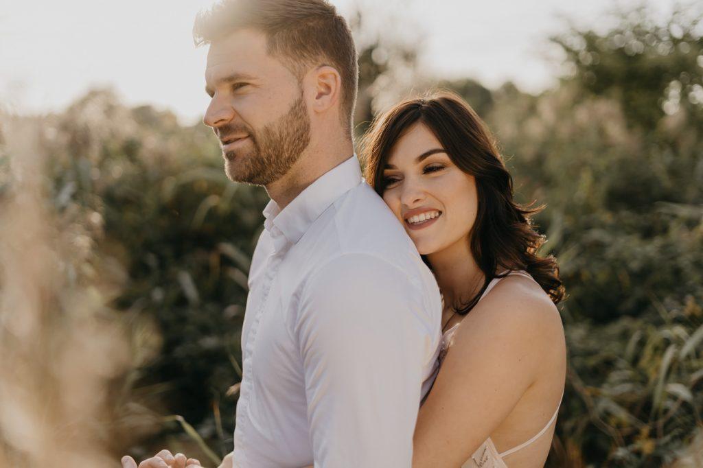 Photographe de Mariage sur Metz - Séance d'engagement de couple avant mariage