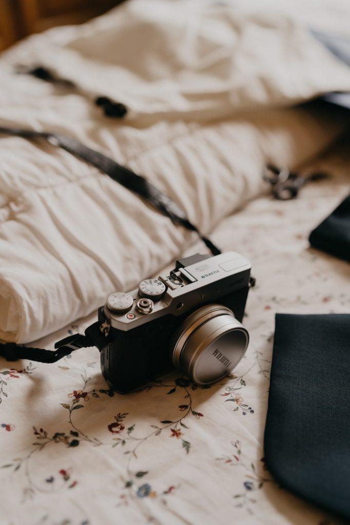 Photographe de Mariage Metz - Appareil Photo