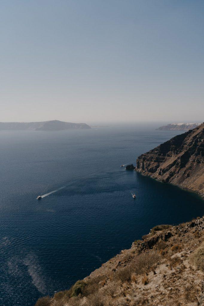 Visiter les Cyclades - Santorin - Fira