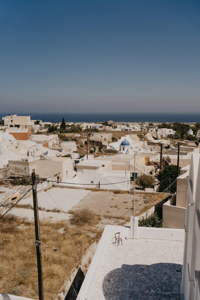 Village de Messaria - Santorin