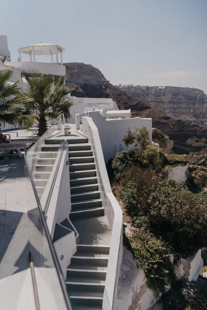 Volcano View Hotel - Santorin