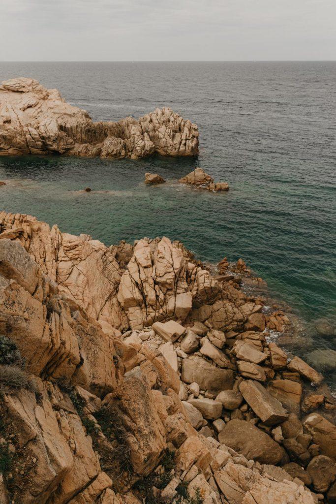 Road Trip en Sardaigne - Plage de Costa Paradiso