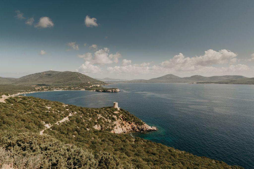 Road Trip Sardaigne - Margaux Gatti Photographe - Vue du Capo Caccia