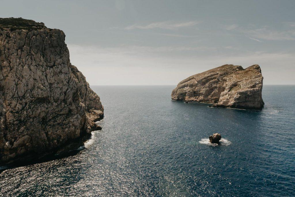 Road Trip Sardaigne - Margaux Gatti Photographe - Sur les hauteurs de Capo Caccia