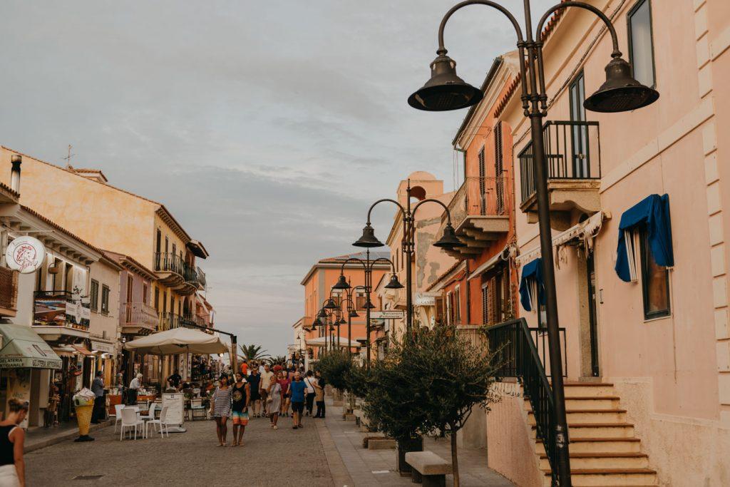 Road Trip Sardaigne - Santa Teresa Gallura