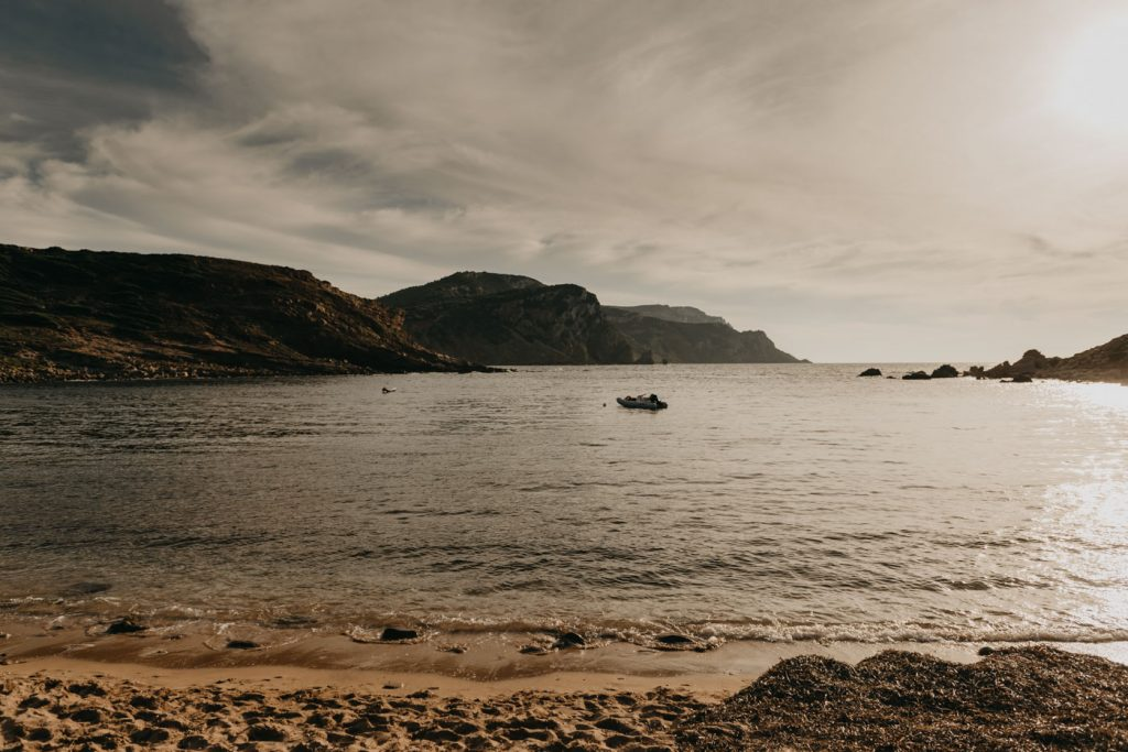 Road Trip Sardaigne - Plage, Spiaggia di Porticciolo
