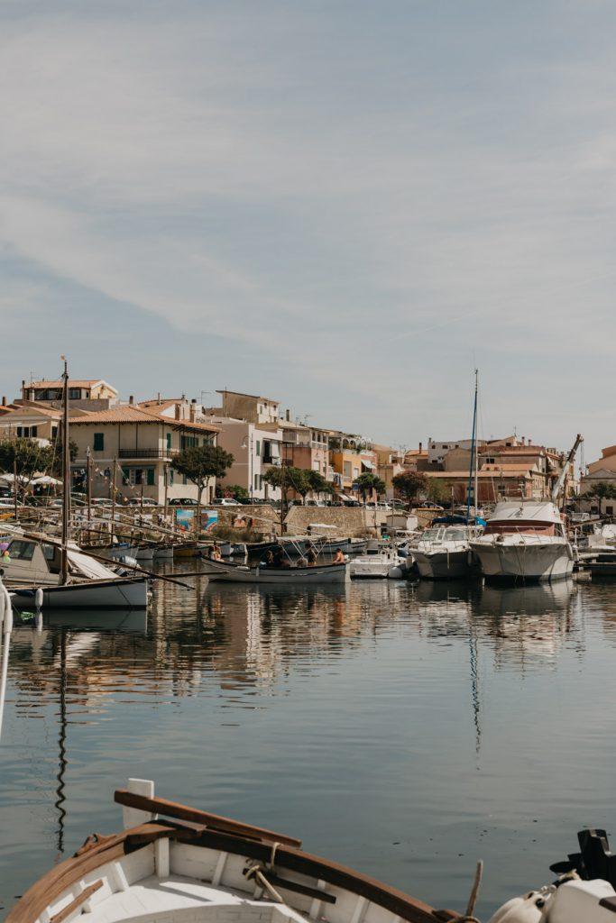 Road Trip Sardaigne - Port de Sintino