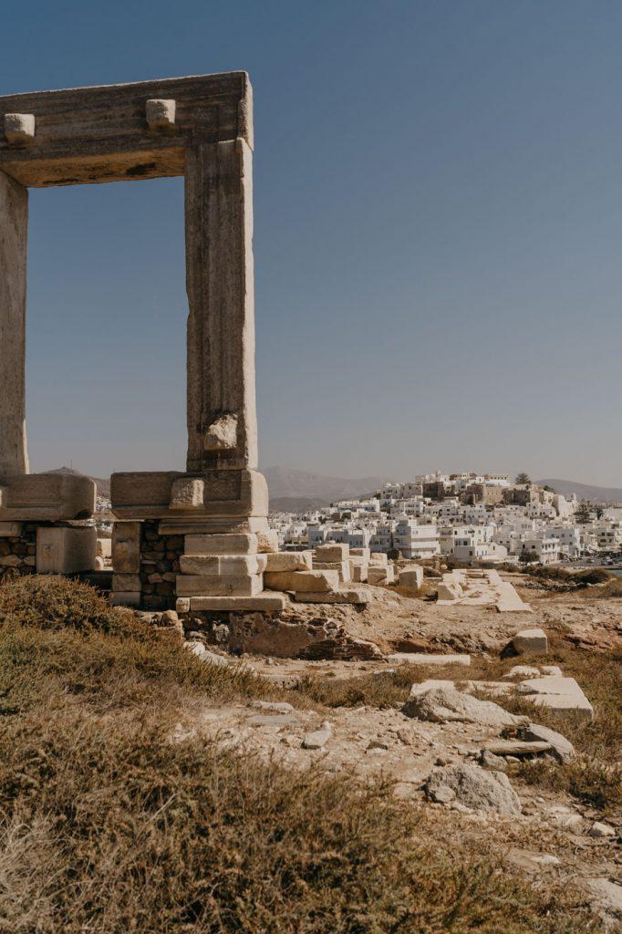 Temps d'Apollon à Naxos