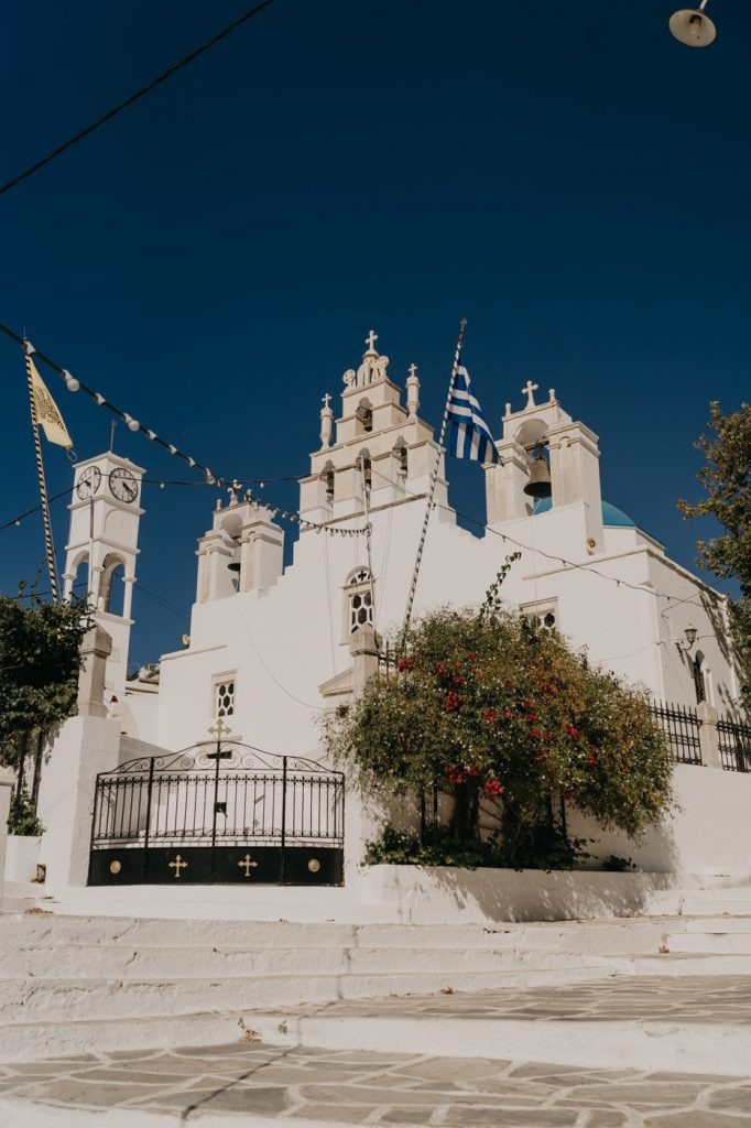 Visite de Filoti - Vacances à Naxos dans les Cyclades