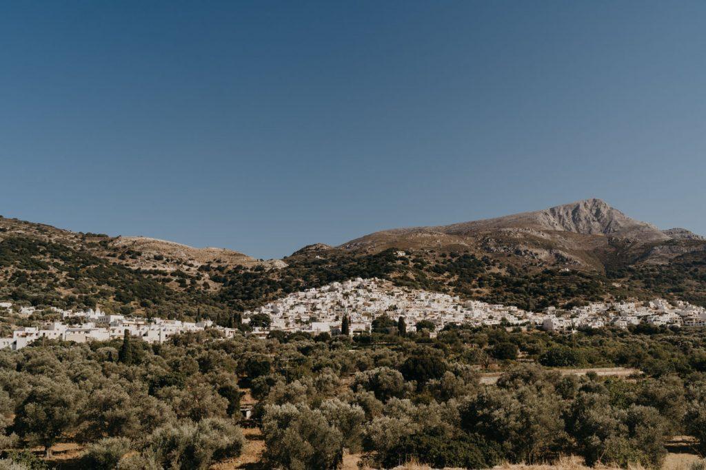 Vacances à Naxos et découverte de l'île