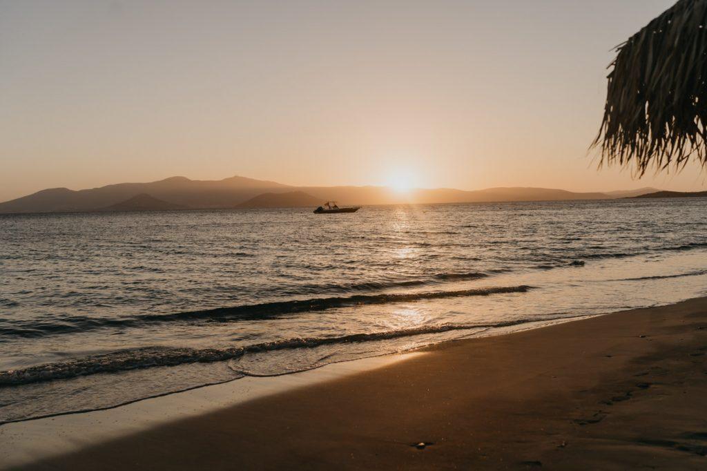 Agia Anna Beach à Naxos