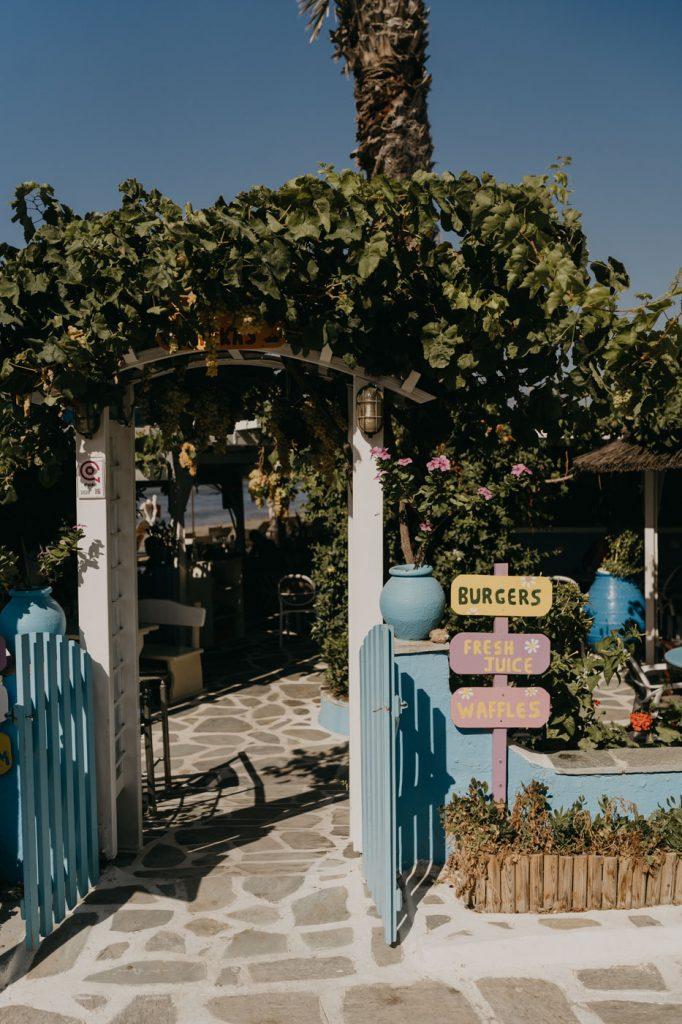 Réveil au Kalergis Studios à Naxos