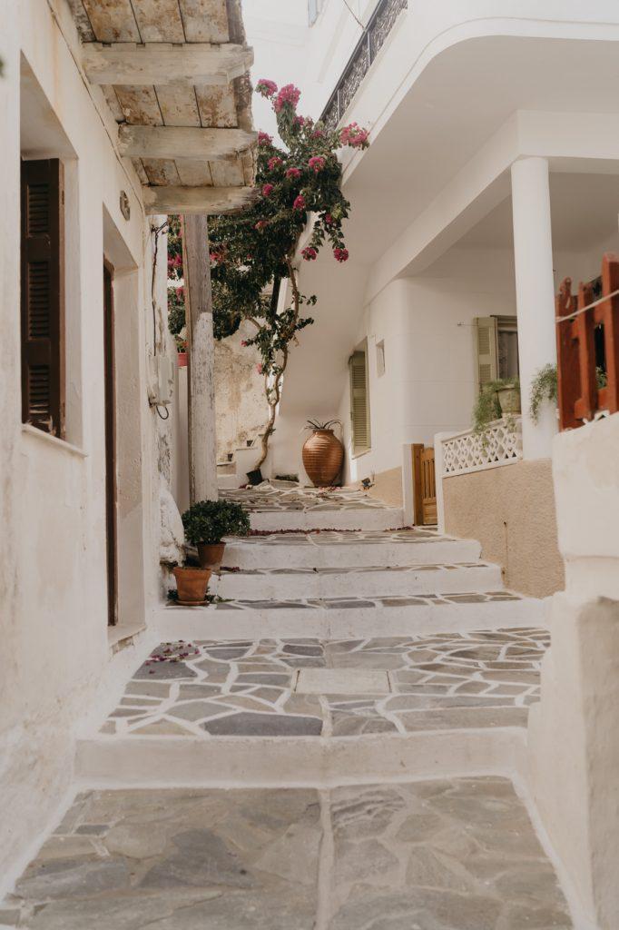 Chora, Naxos