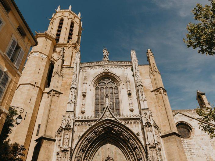 Aix-en-Provence : Cathédrale Saint Sauveur