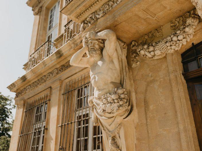 Aix-en-Provence - Le pavillon Vendôme