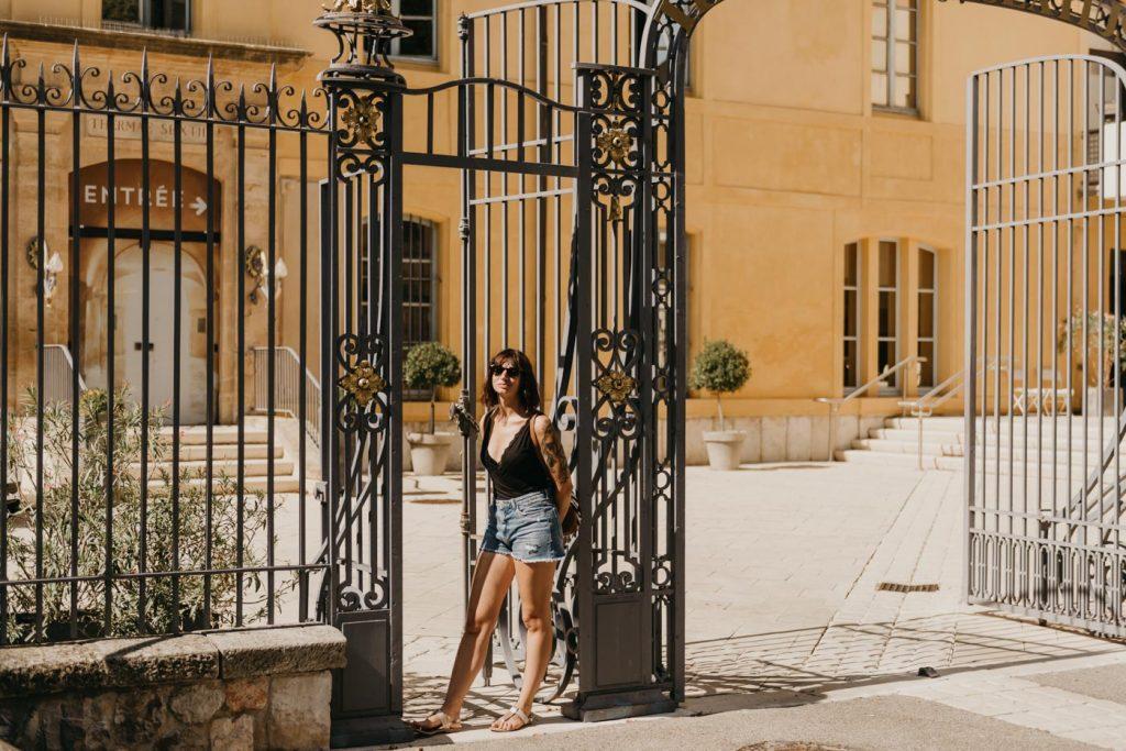 Balade à Aix-en-Provence