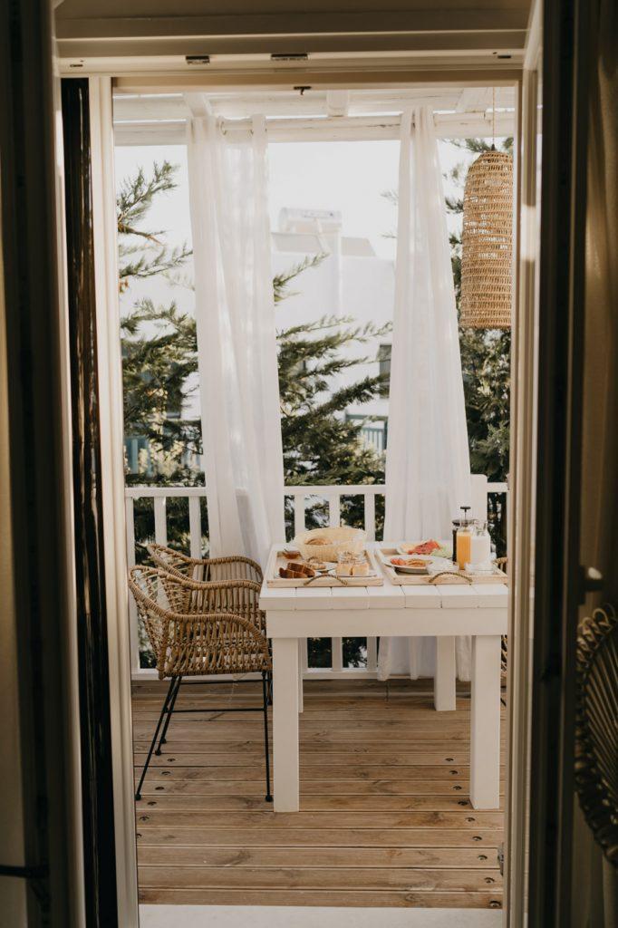 Delmar Apartements & Suites - Notre logement à Milos