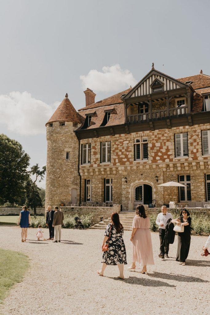 Mariage au Château de la Trye