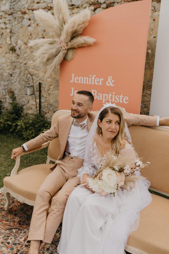 Le Photobooth des mariés